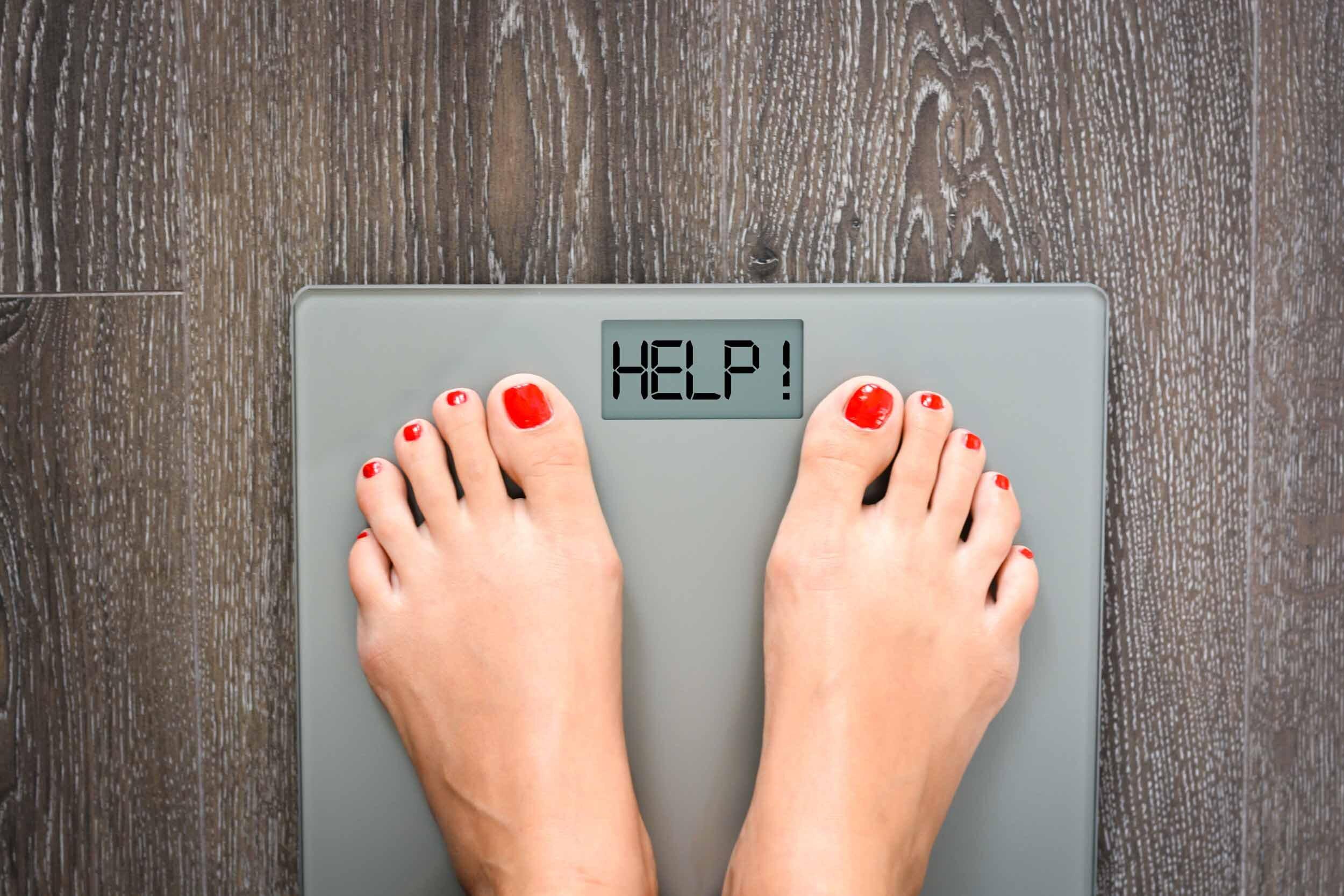 не снижается вес