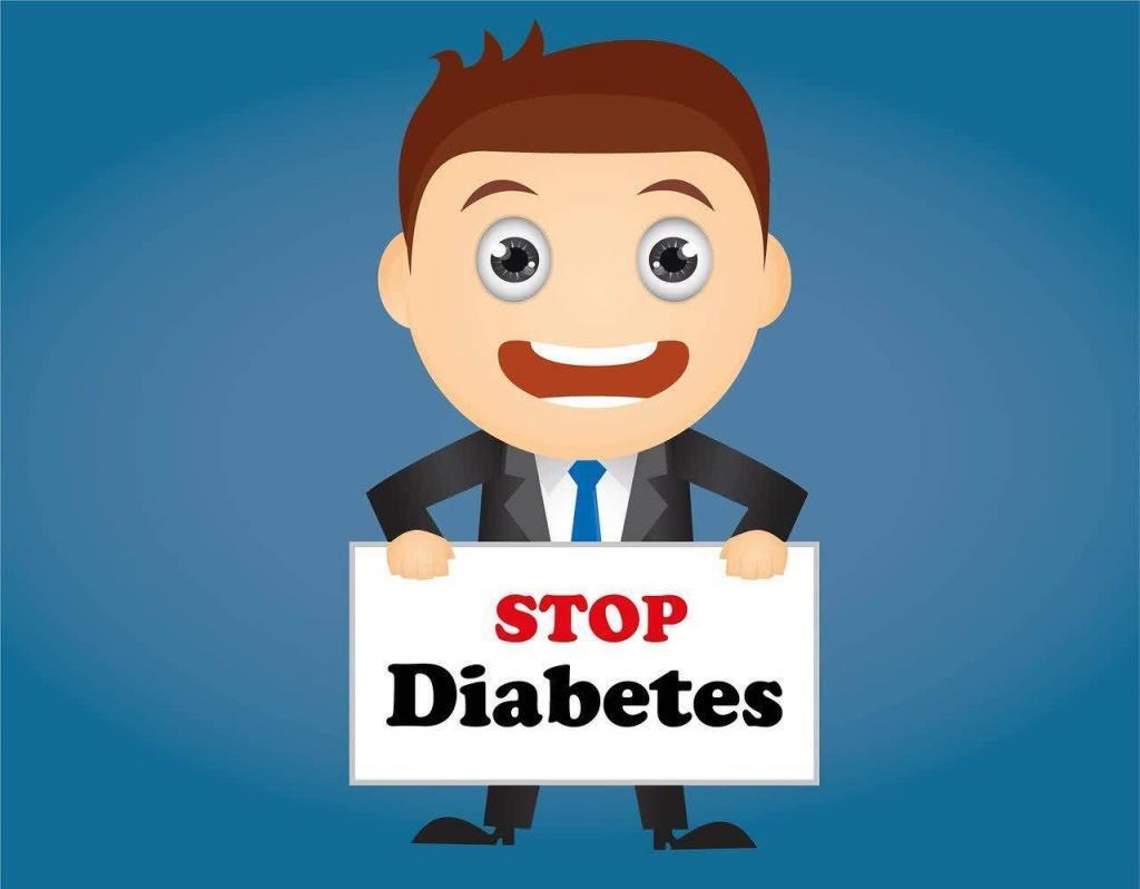 остановить диабет