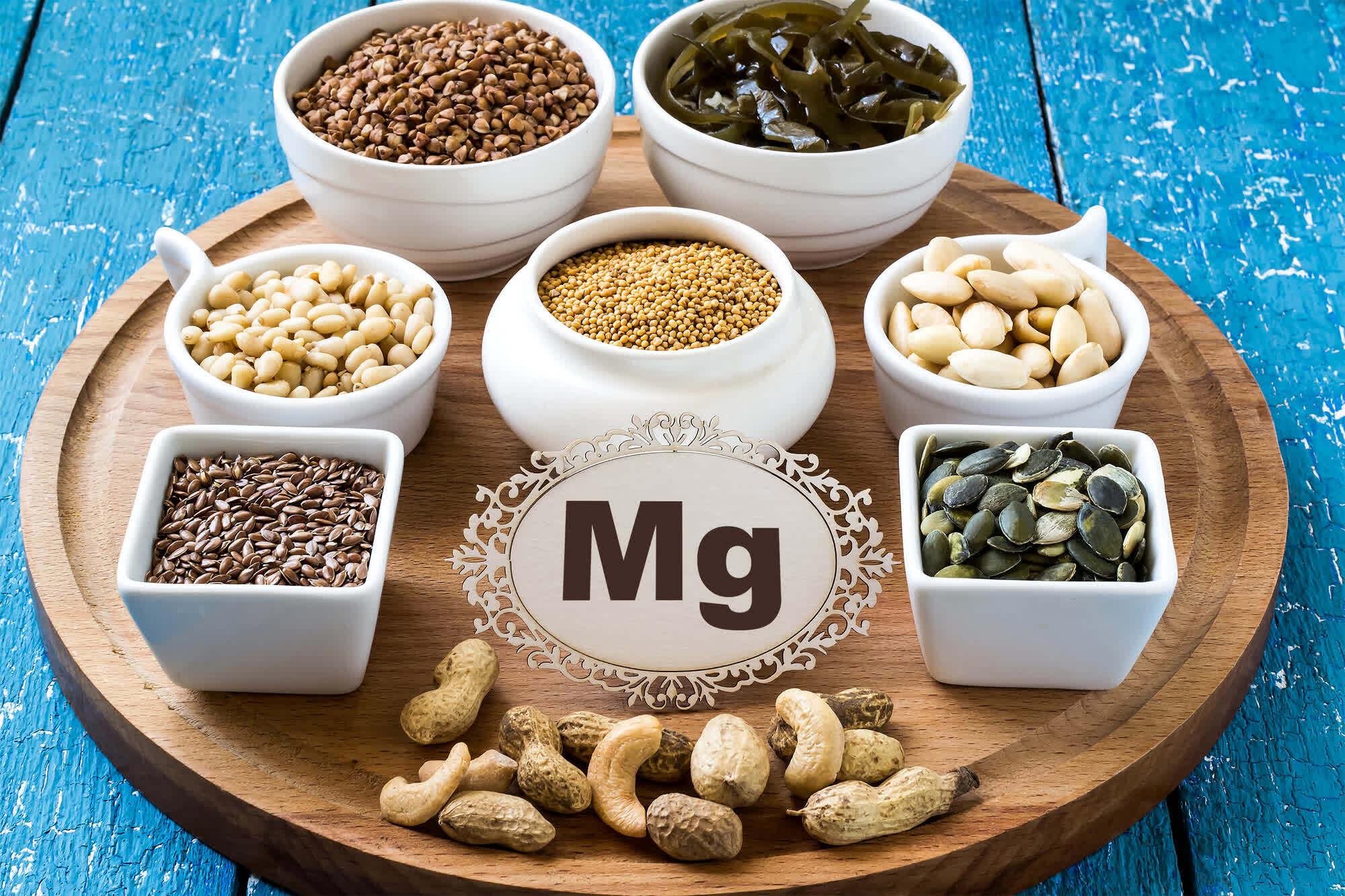 полезные для здоровья продукты с магнием