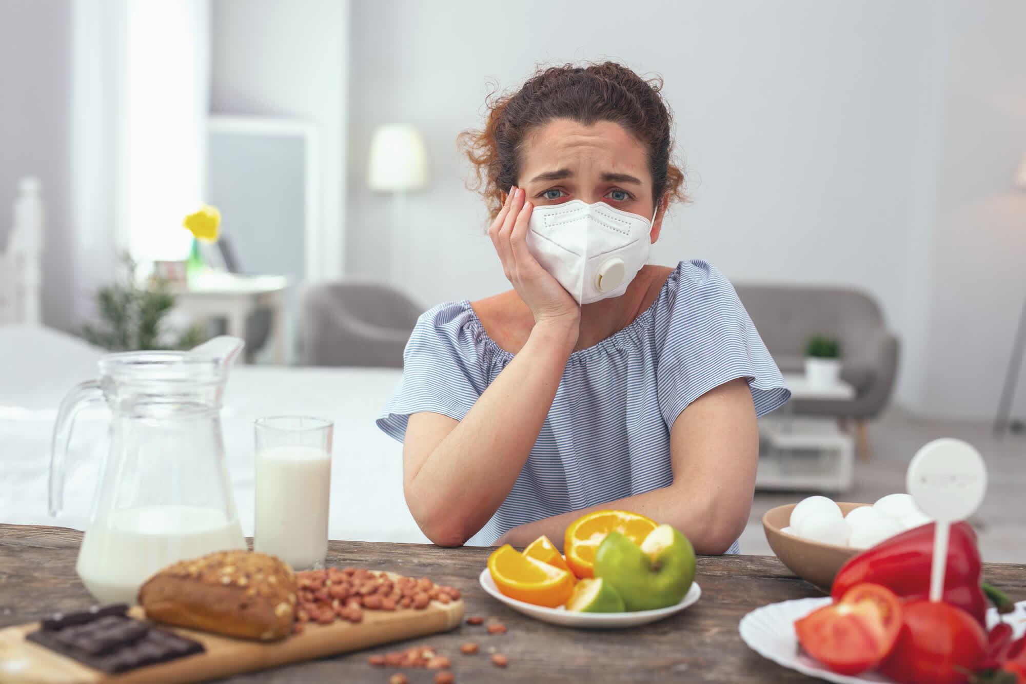 пищевая непереносимость и пищевая аллергия