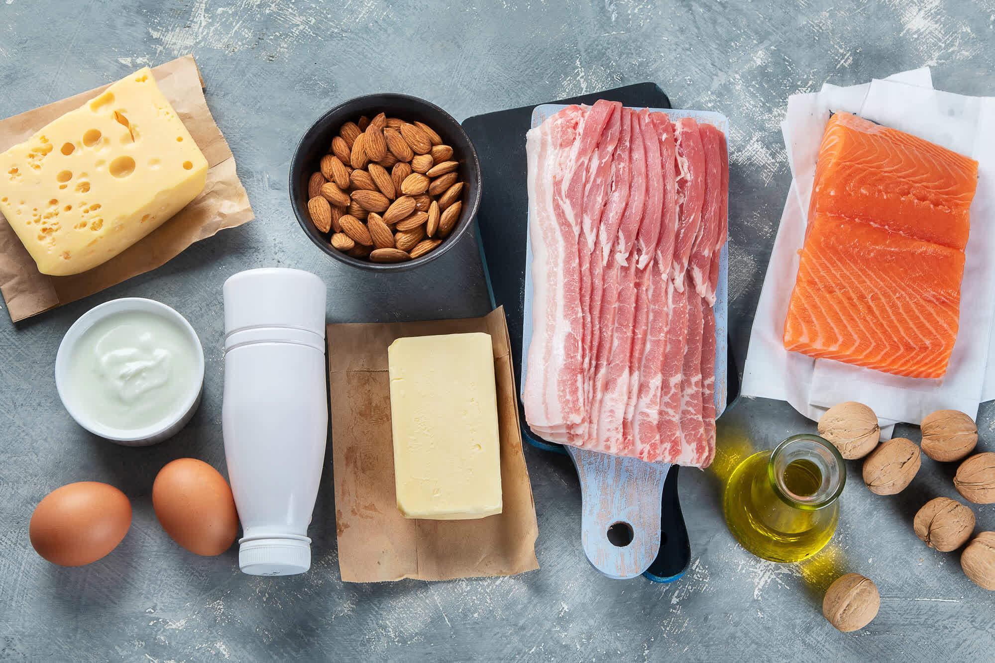 жиры вредные и полезные